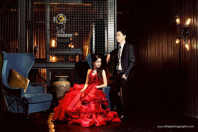Hendra & Yunita by V-lite Photography - 003