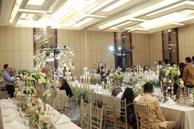 MC Wedding Intimate Grand Sheraton Gandaria Jakarta - Anthony Stevven by Sheraton Grand Jakarta Gandaria City Hotel - 003