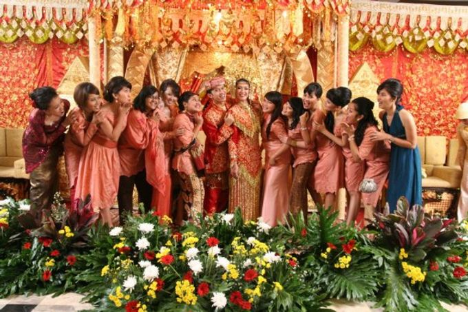 Rika & Iman Wedding by LoveInk Wedding Planner & Organizer - 004