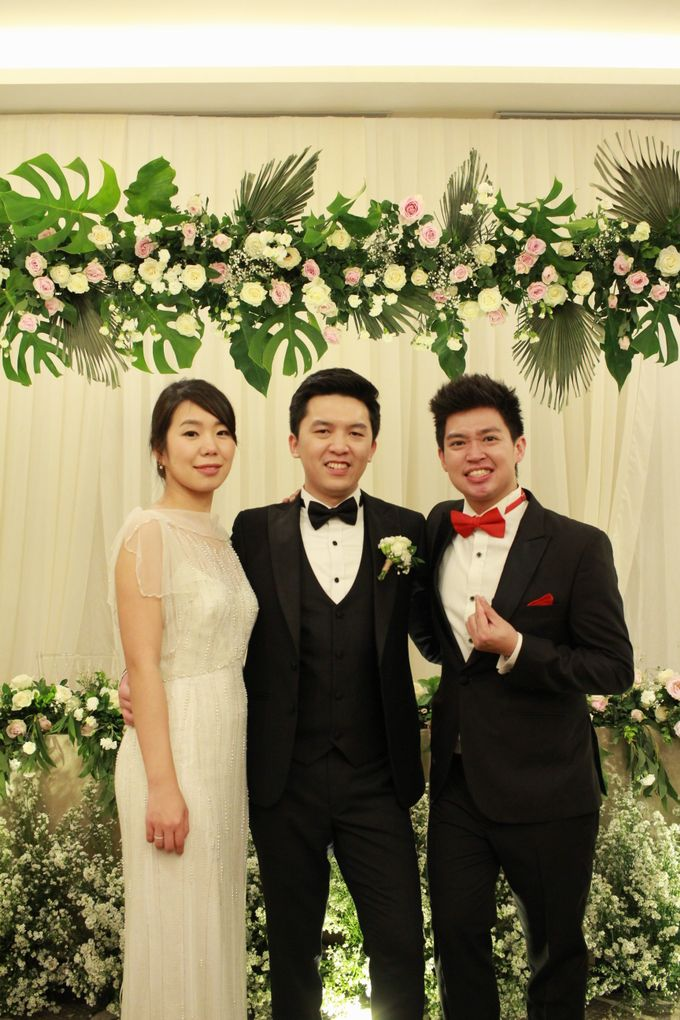 MC Wedding The Tribrata Dharmawangsa Hotel Jakarta - Anthony Stevven by Anthony Stevven - 023