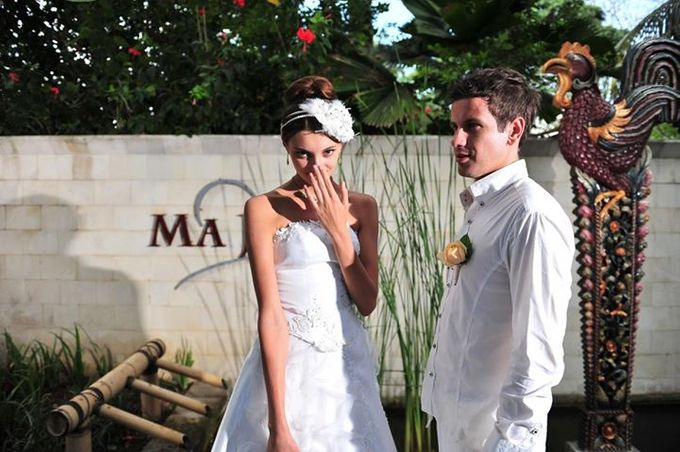 Weddings at Ma Joly by Ma Joly - 009