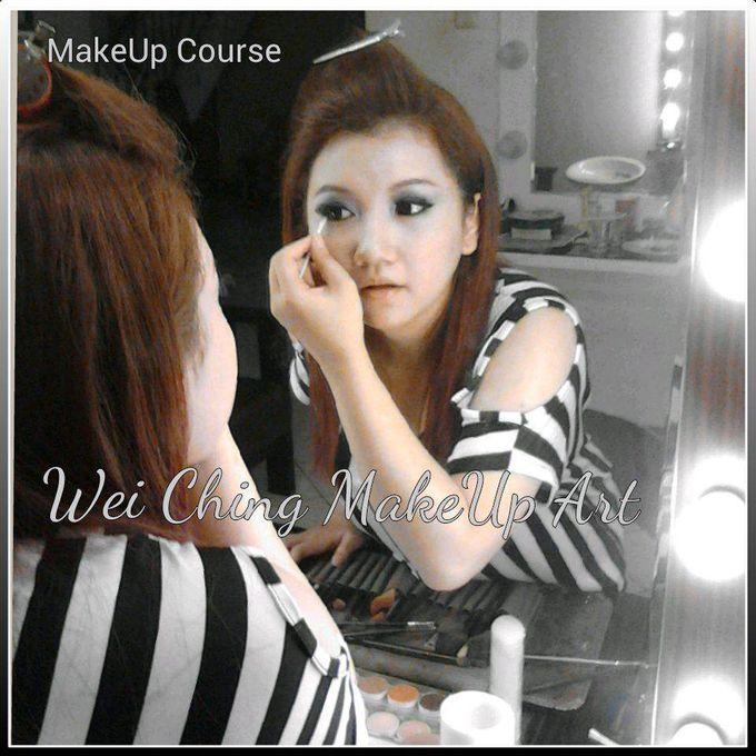 Weiching Bridal by Weiching Bridal Make Up - 011