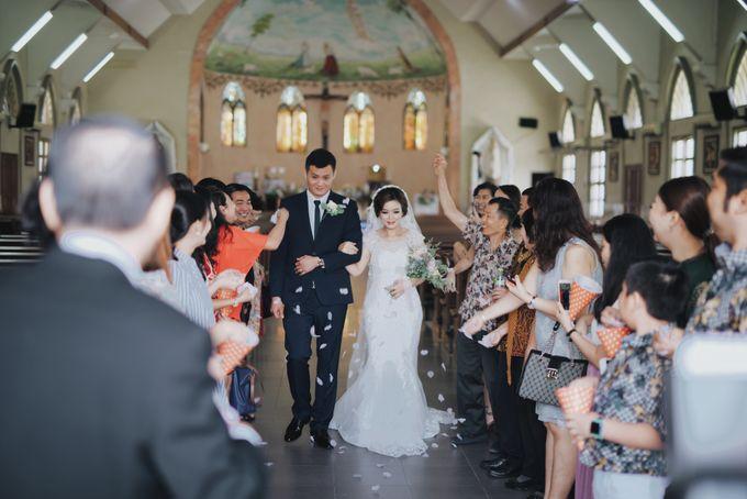 The Wedding of  Ferry & Okta by Satori Planner - 016