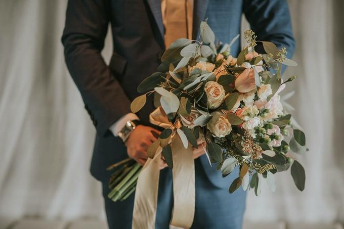 Wedding of Evelyn & Keith by Beyond Decor Company - 005