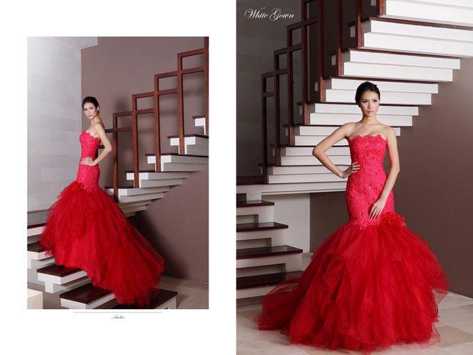 Wedding dress & Evening Gown by Tati Photo - 011