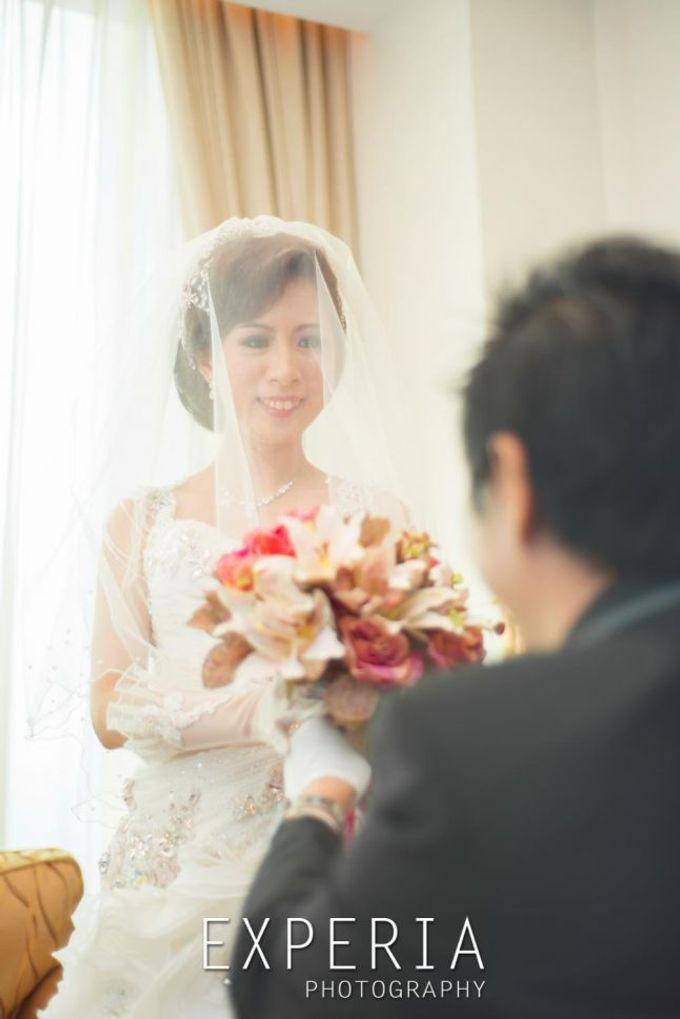 Benny & Sylvia Wedding by Experia Photography - 010