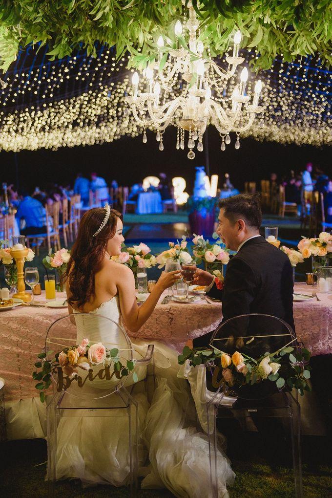 Wedding of Vina & Simon by Hilton Bali Resort - 005