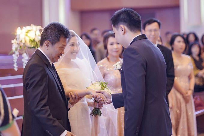 Wedding Of Sastra & Gracia (Green) by Ohana Enterprise - 009