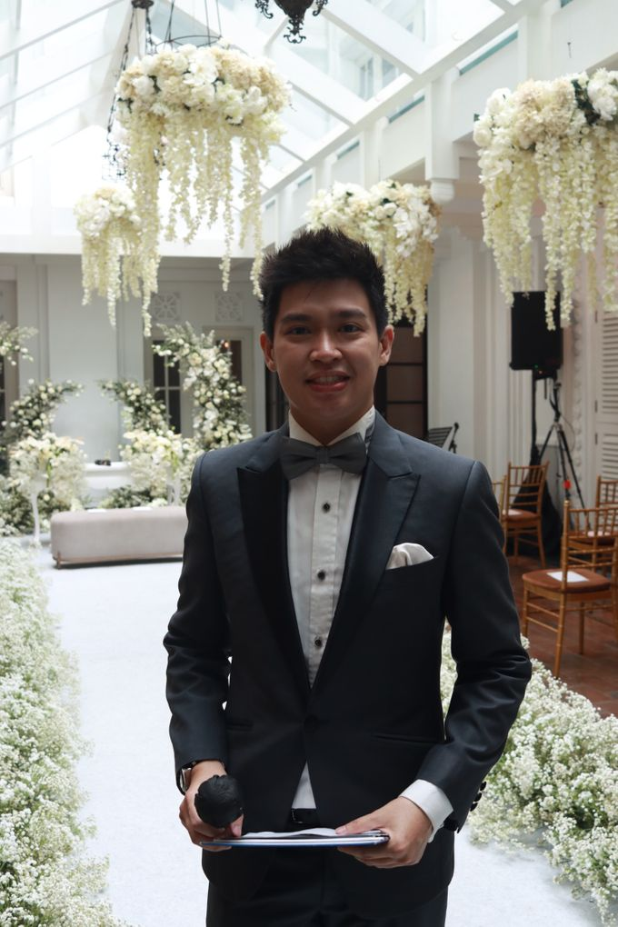 MC Intimate and Live Streaming service at hermitage Jakarta - Anthony Stevven by Anthony Stevven - 008