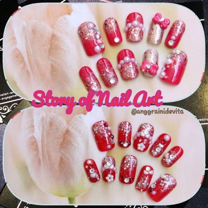 Fake Nails by Story of Nailart - 012