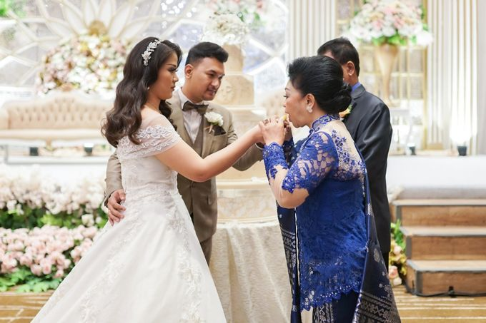 Wedding Of Adi & Pricilia by Ohana Enterprise - 008