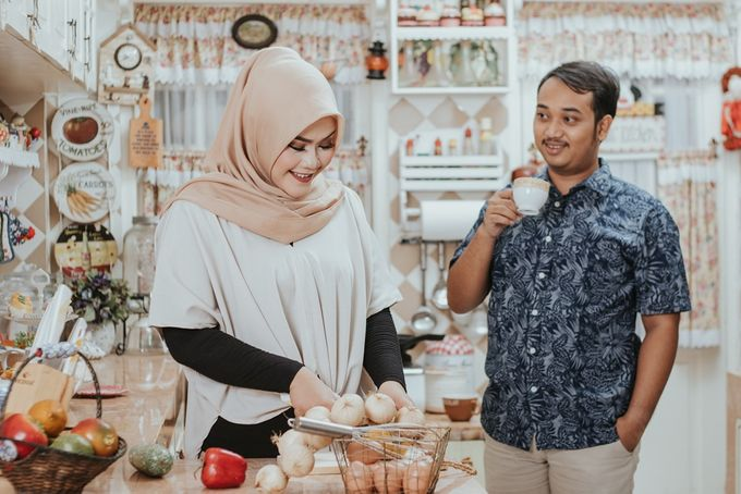 PREWEDDING OF NUY & SYABIT by Imah Creative - 003