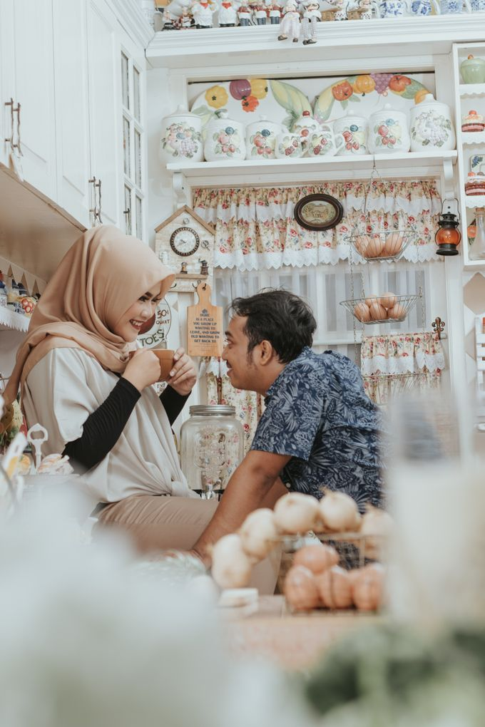 PREWEDDING OF NUY & SYABIT by Imah Creative - 001