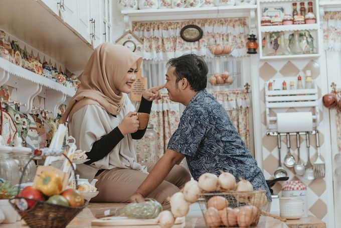PREWEDDING OF NUY & SYABIT by Imah Creative - 005