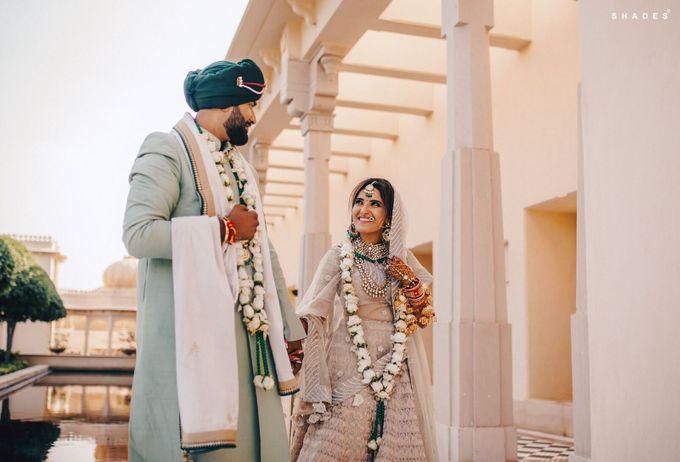A roaming wedding of Sapna and Mithun by Wedding By Neeraj Kamra - 002
