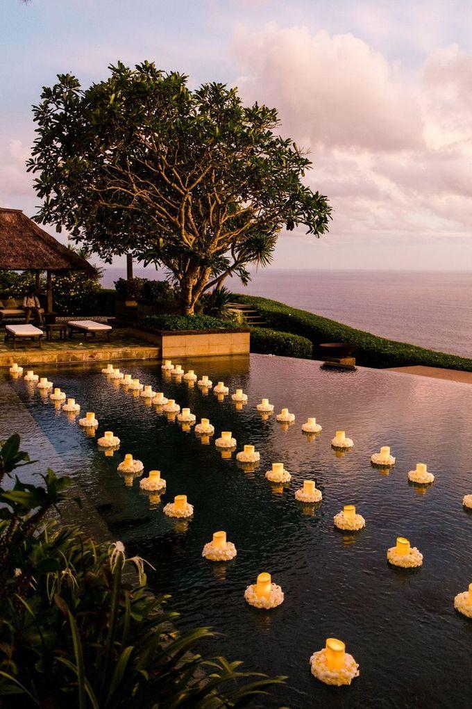Whimsical Tropical Wedding at Stone House by Tirtha by Tirtha Bali - 006