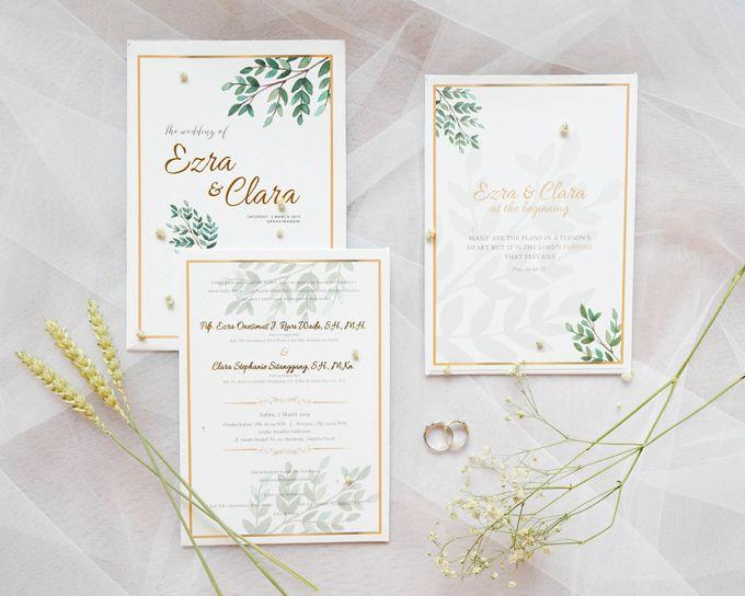 The Wedding of Ezra & Clara by Tandhakala - 018