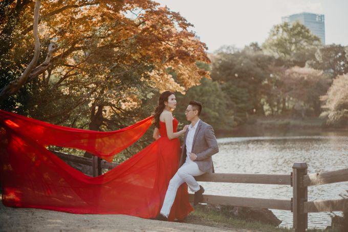 Anton and Stefanie - Japan in Love by Vermount Photoworks - 001