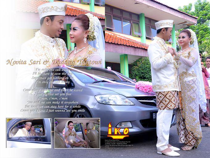 Rias & Busana Pengantin by IKO Catering Service dan Paket Pernikahan - 035