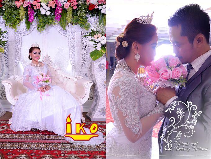 Rias & Busana Pengantin by IKO Catering Service dan Paket Pernikahan - 036