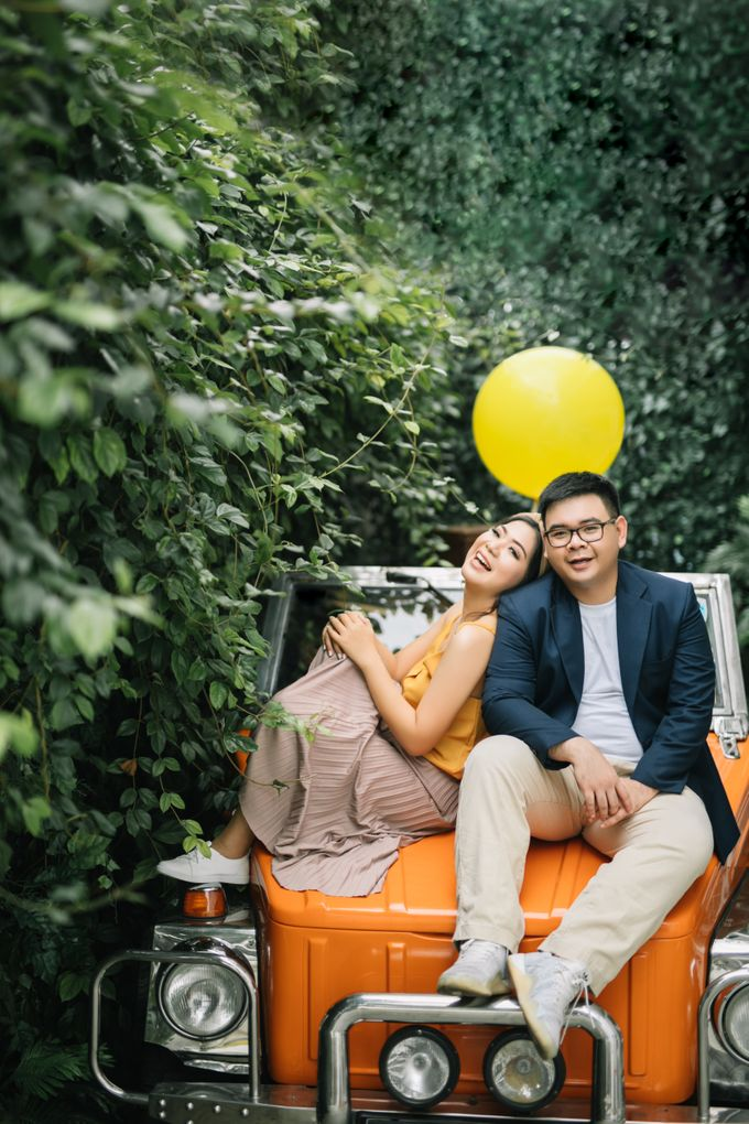 The Wedding Of Edwin & Raissa by delazta wedding coordinator - 049
