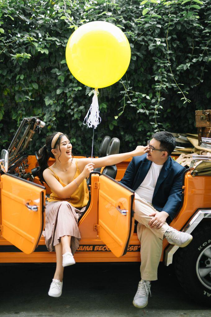 The Wedding Of Edwin & Raissa by delazta wedding coordinator - 048