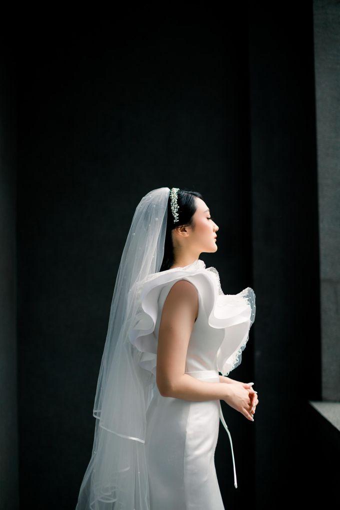 Wedding of Mr. Yosha & Ms. Monica by GH Universal Hotel - 004