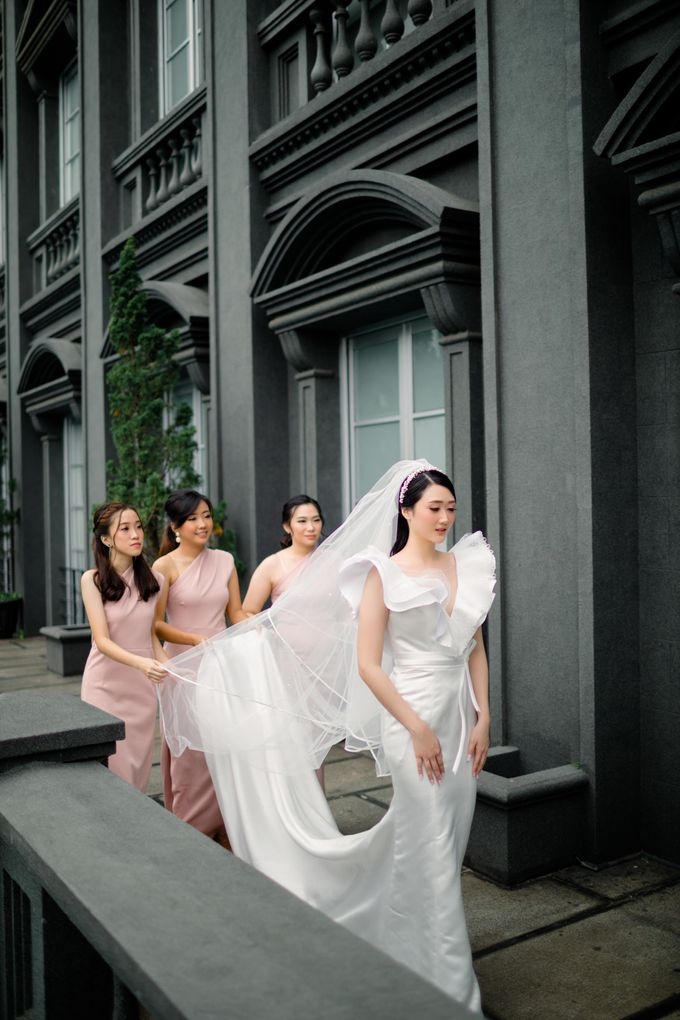 Wedding of Mr. Yosha & Ms. Monica by GH Universal Hotel - 008