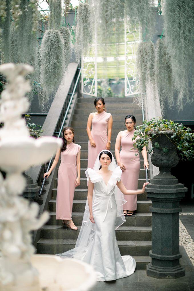 Wedding of Mr. Yosha & Ms. Monica by GH Universal Hotel - 009