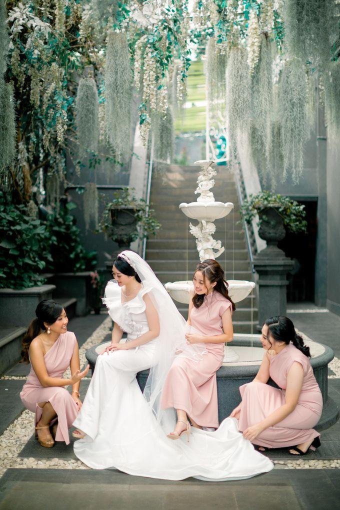 Wedding of Mr. Yosha & Ms. Monica by GH Universal Hotel - 010
