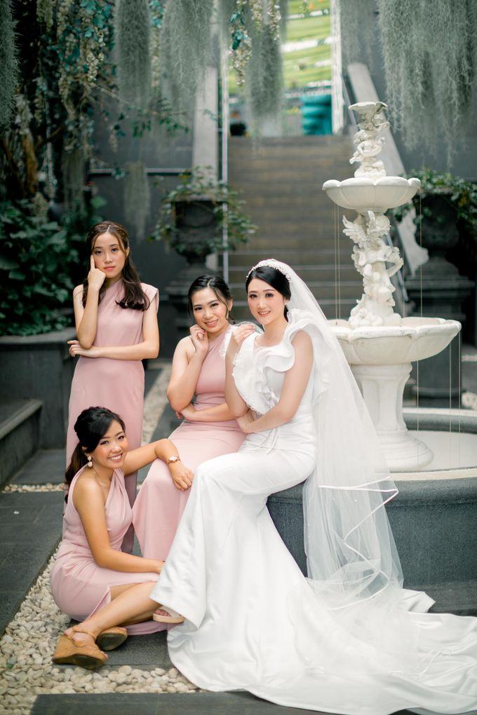 Wedding of Mr. Yosha & Ms. Monica by GH Universal Hotel - 011