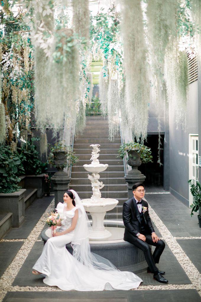 Wedding of Mr. Yosha & Ms. Monica by GH Universal Hotel - 012