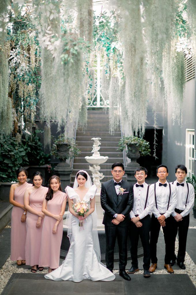 Wedding of Mr. Yosha & Ms. Monica by GH Universal Hotel - 013