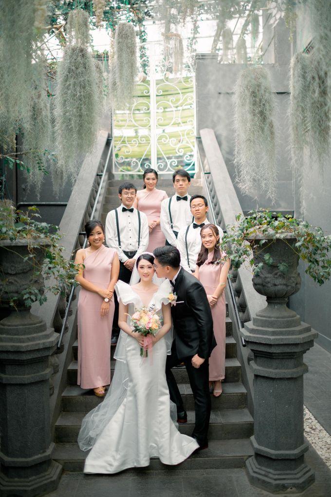 Wedding of Mr. Yosha & Ms. Monica by GH Universal Hotel - 014