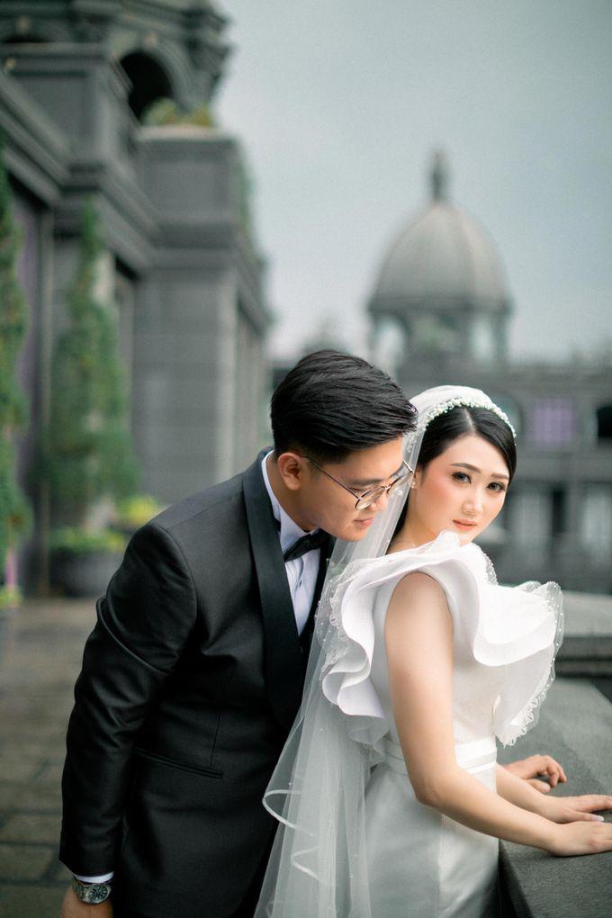 Wedding of Mr. Yosha & Ms. Monica by GH Universal Hotel - 015
