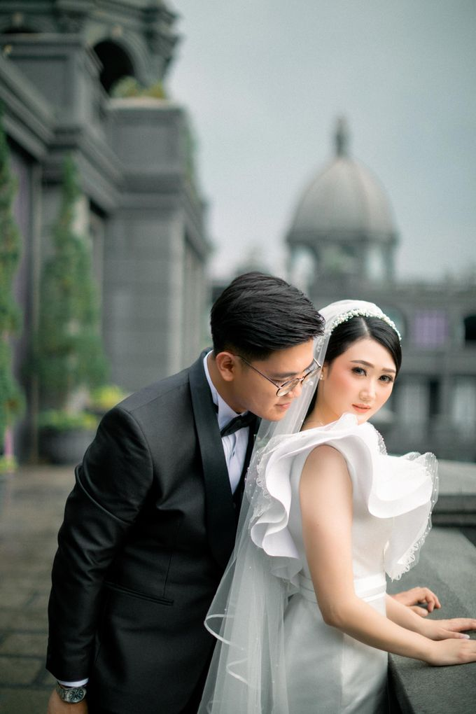 Wedding of Mr. Yosha & Ms. Monica by GH Universal Hotel - 016