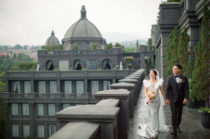 Wedding of Mr. Yosha & Ms. Monica by GH Universal Hotel - 018