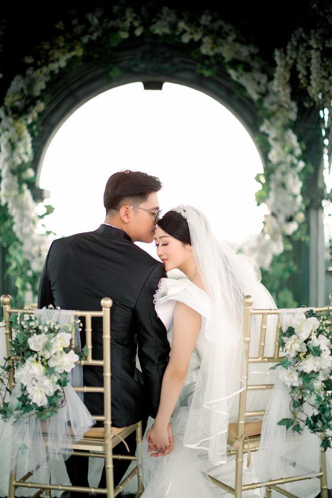 Wedding of Mr. Yosha & Ms. Monica by GH Universal Hotel - 019