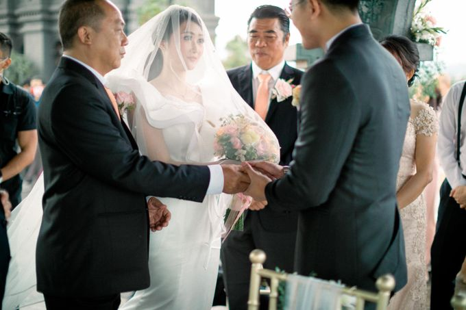 Wedding of Mr. Yosha & Ms. Monica by GH Universal Hotel - 020