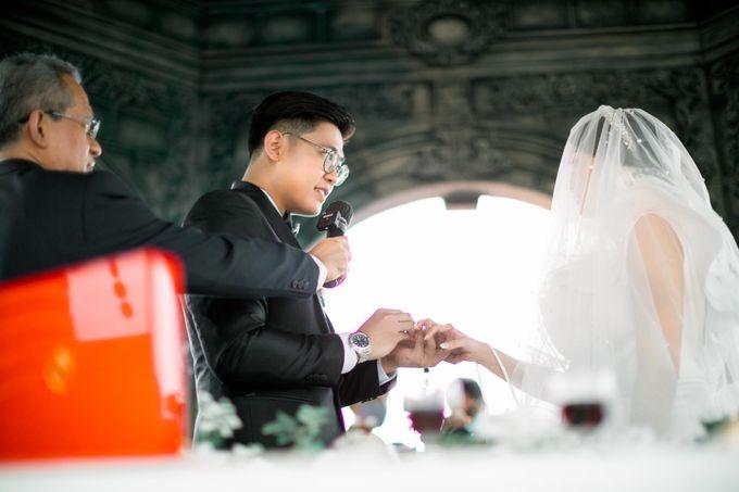 Wedding of Mr. Yosha & Ms. Monica by GH Universal Hotel - 021