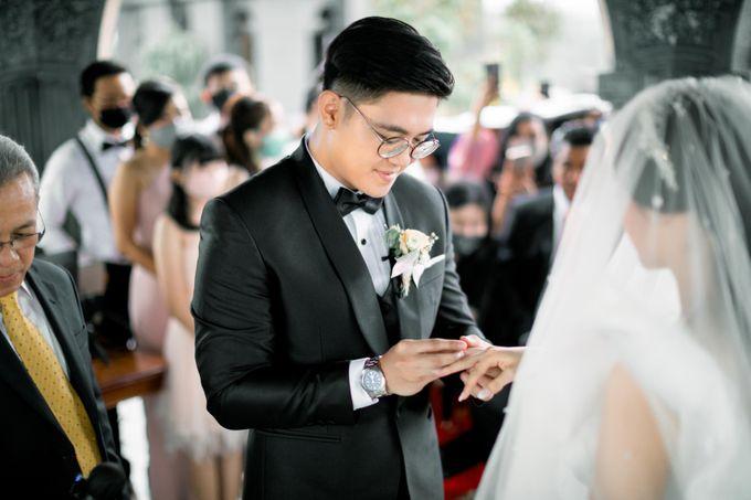 Wedding of Mr. Yosha & Ms. Monica by GH Universal Hotel - 022