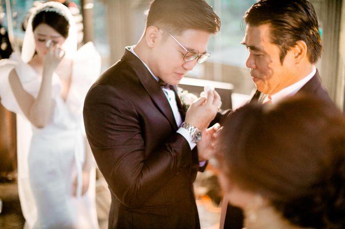 Wedding of Mr. Yosha & Ms. Monica by GH Universal Hotel - 026