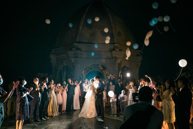 Wedding of Mr. Yosha & Ms. Monica by GH Universal Hotel - 028