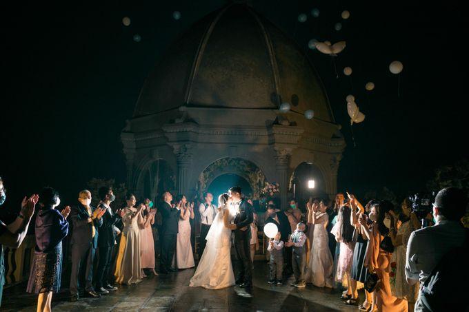 Wedding of Mr. Yosha & Ms. Monica by GH Universal Hotel - 029