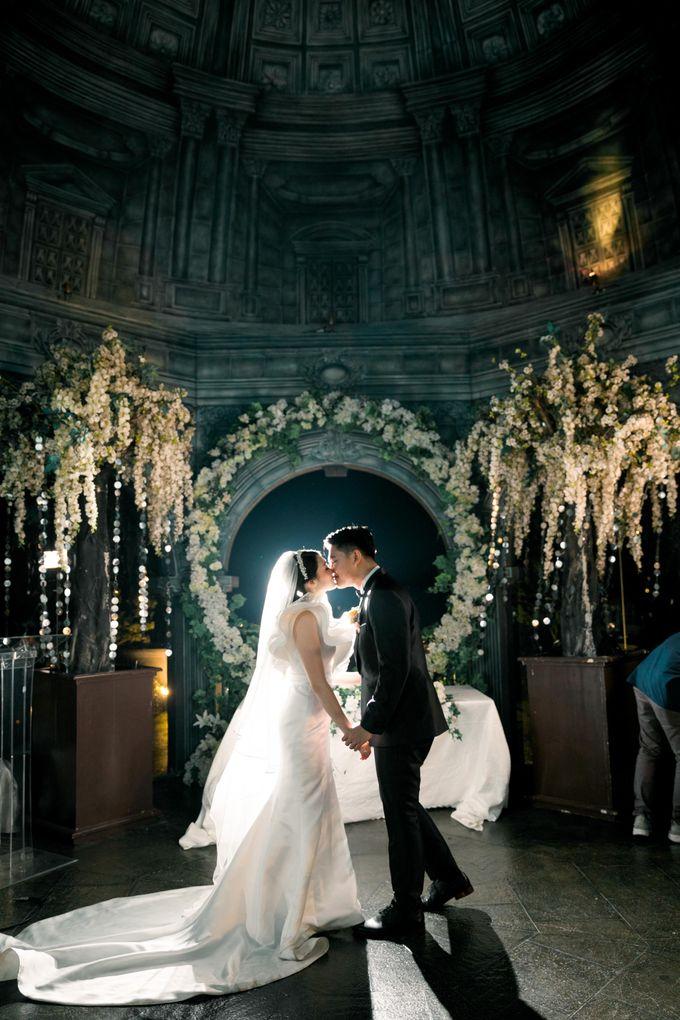 Wedding of Mr. Yosha & Ms. Monica by GH Universal Hotel - 030