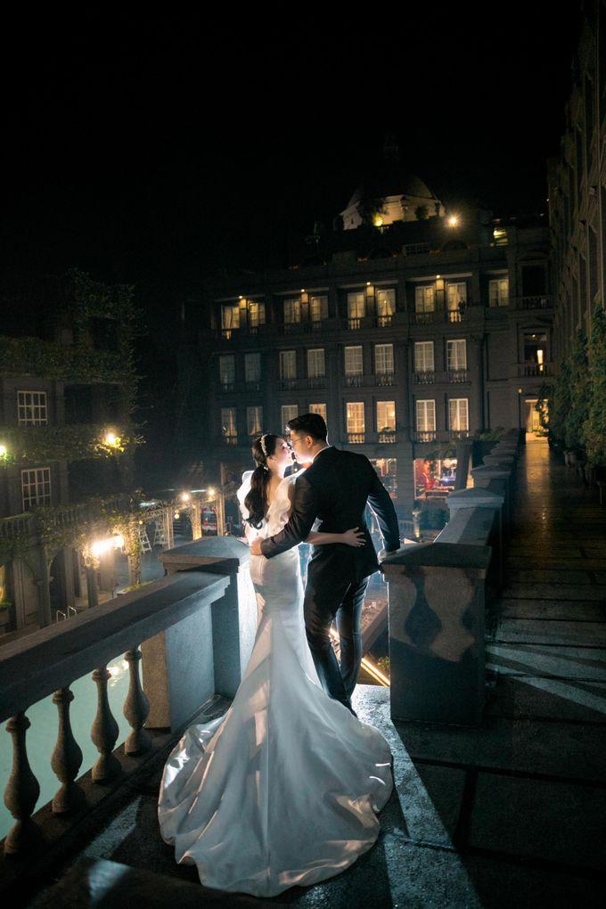 Wedding of Mr. Yosha & Ms. Monica by GH Universal Hotel - 034