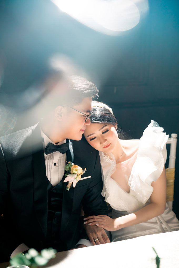 Wedding of Mr. Yosha & Ms. Monica by GH Universal Hotel - 035
