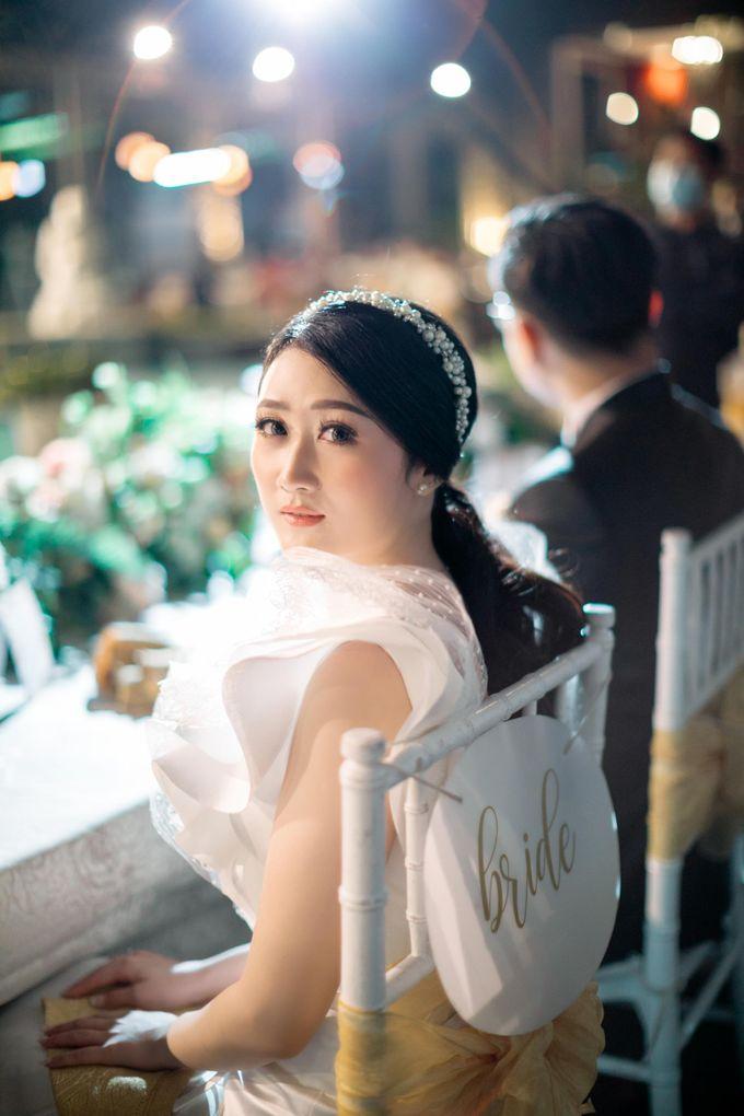 Wedding of Mr. Yosha & Ms. Monica by GH Universal Hotel - 040
