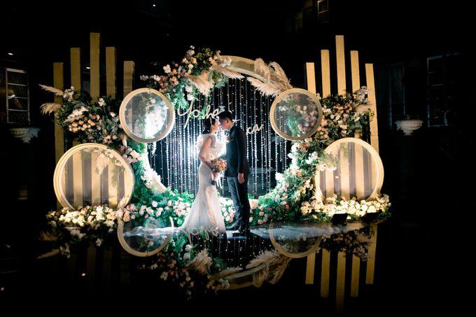 Wedding of Mr. Yosha & Ms. Monica by GH Universal Hotel - 042