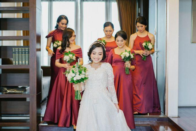 The Wedding of Ezra & Clara by Tandhakala - 001